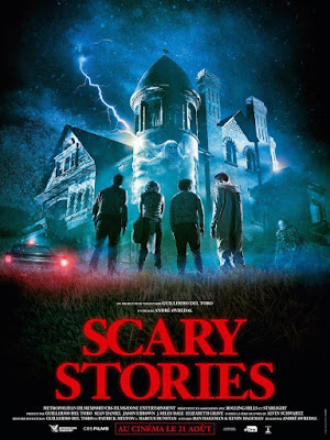 Scary Stories To Tell In The Dark Movie Poster 5