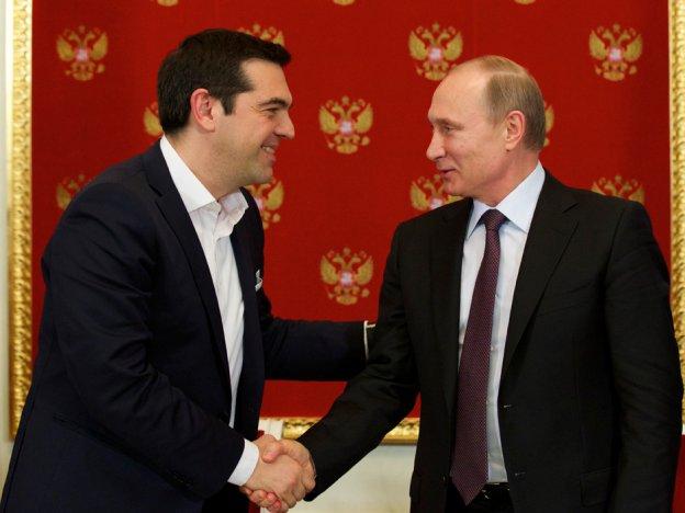 Σύμβουλος Πούτιν: Δεν συζητάμε επίσκεψη Τσίπρα στη Μόσχα το 2018