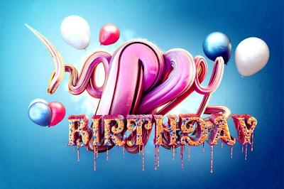 Happy Birthday HD Images