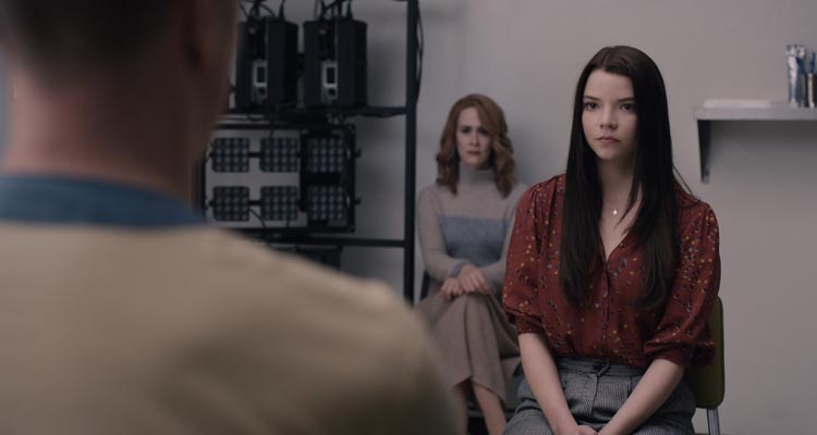 Anya Taylor-Joy en Glass