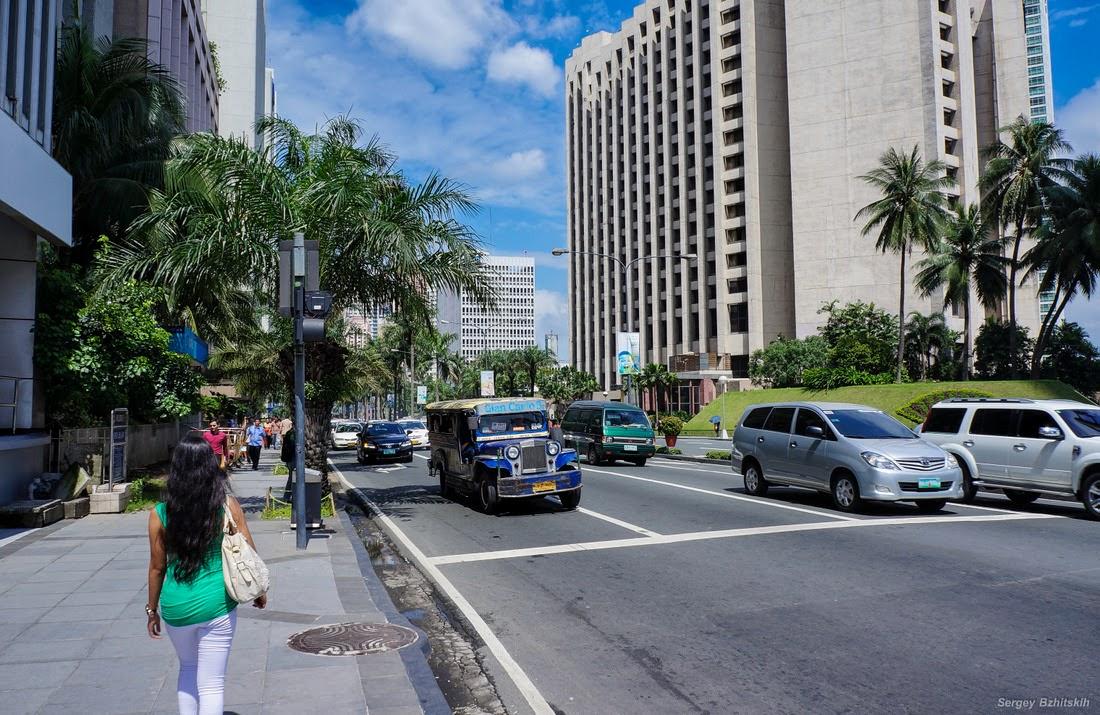 манила макати филиппины