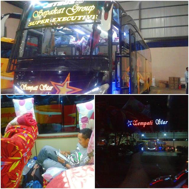 Bus Medan ke Banda Aceh