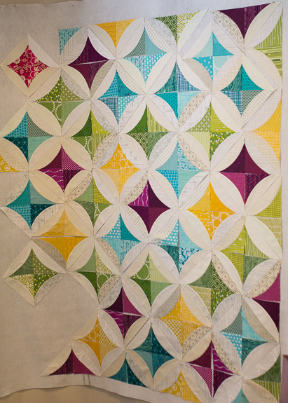 from the blue chair: A new quilt on the wall : quilts on the wall - Adamdwight.com