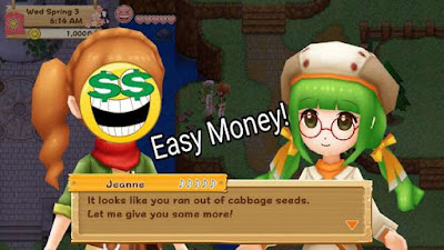 Harvest Moon: Light of Hope Cheats and Secrets