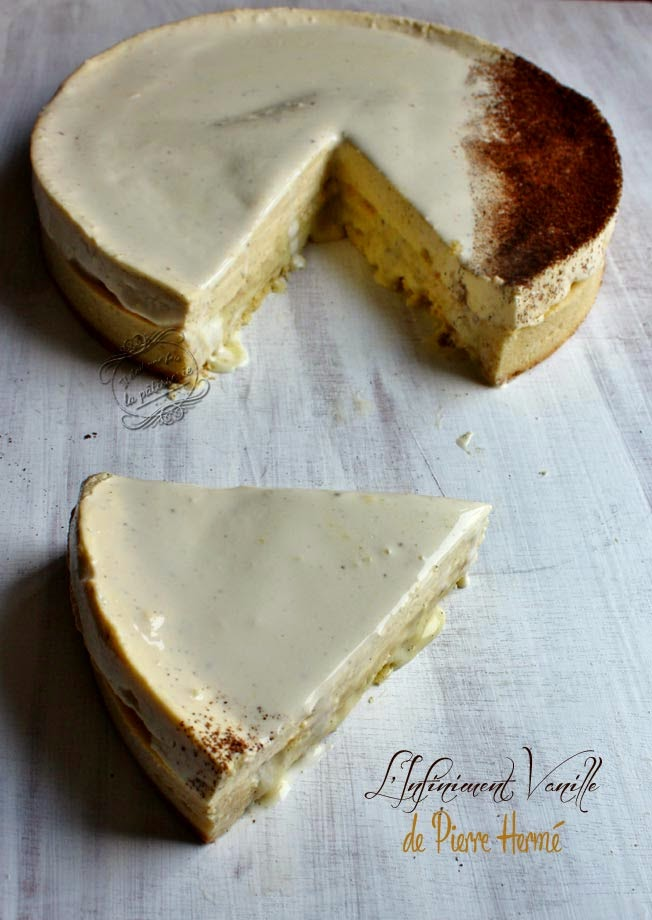 tarte infiniment vanille