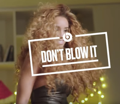Beats By Dre Commercial With Lion Babe
