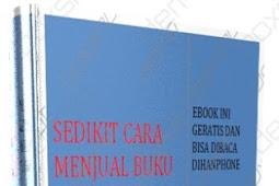 Download EBOOK Sedikit Cara Menjual Buku Diamazon.com