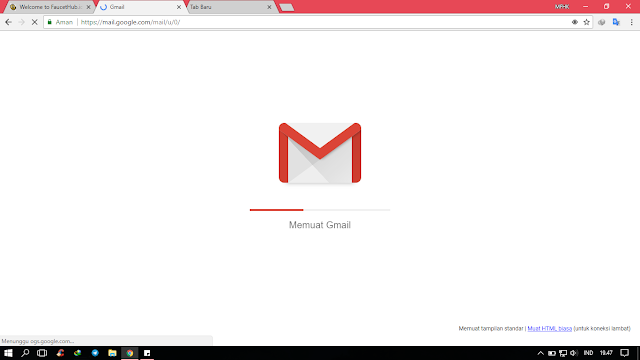 new gmail cover
