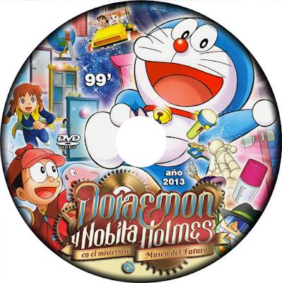 Doraemon y Nobita Holmes en el misterioso Museo del Futuro - [2013]