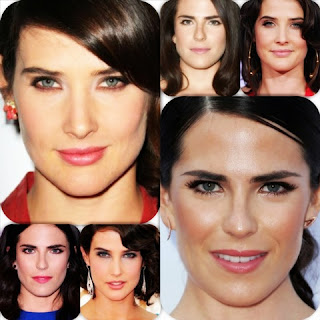 Karla Souza and cobie smulders