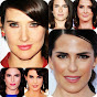 Cobie Smulders lookalike Karla Souza look like Picturesque Hearts with Beautiful Brunette Hair and Boldly Blue Eyes