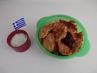 Courgette à la grecque