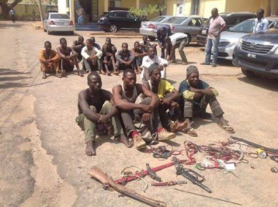 kidnapper death sentence ebonyi