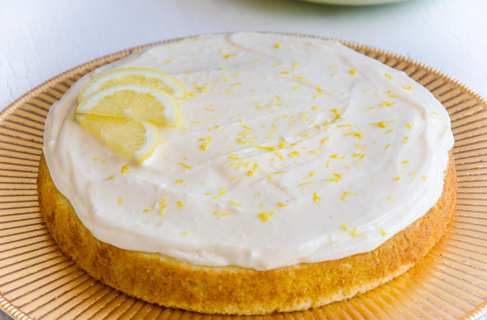 Fofíssimo de limão   Segundas-feiras Doces na RFM