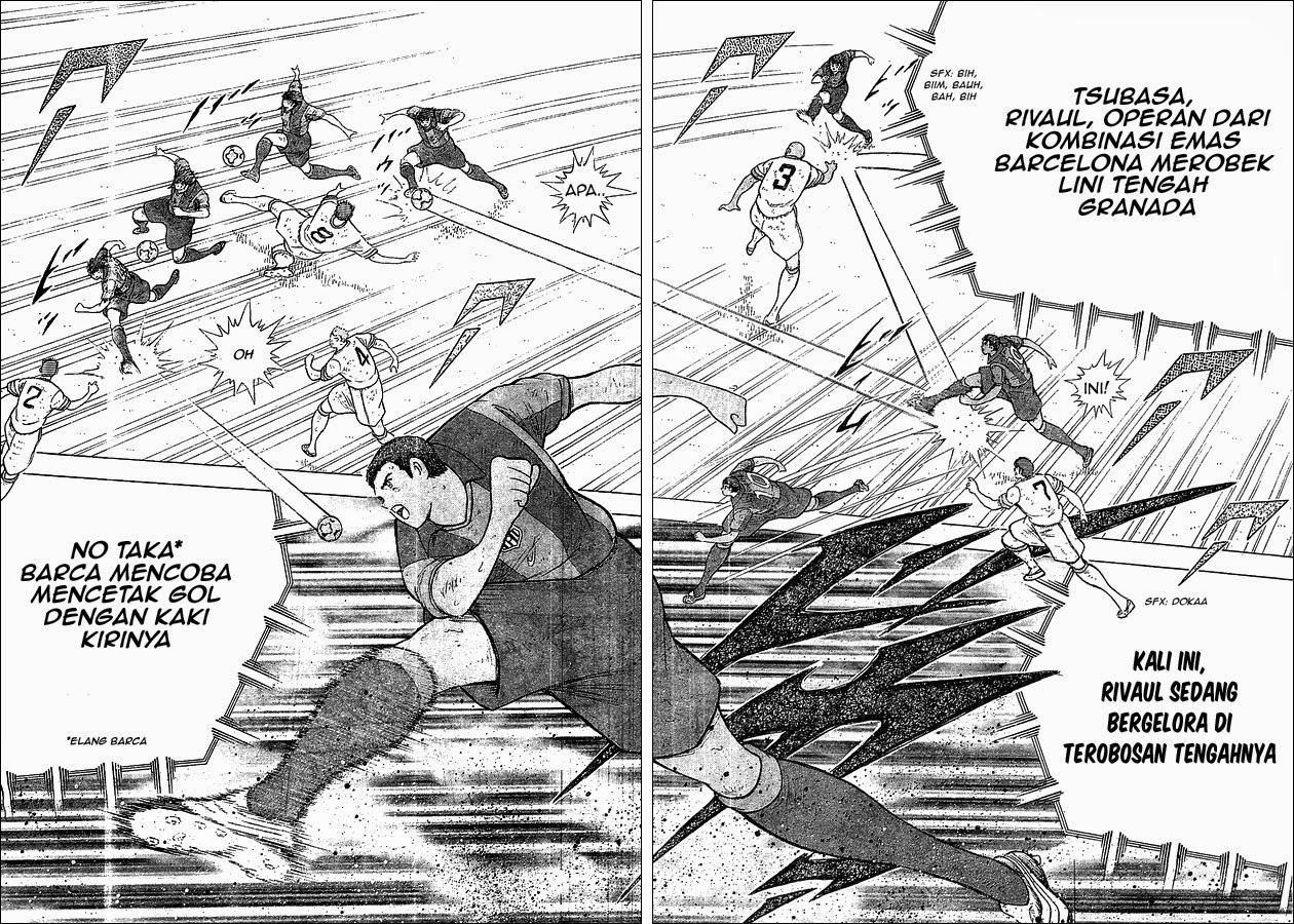Captain Tsubasa – Rising Sun Chapter 01-27