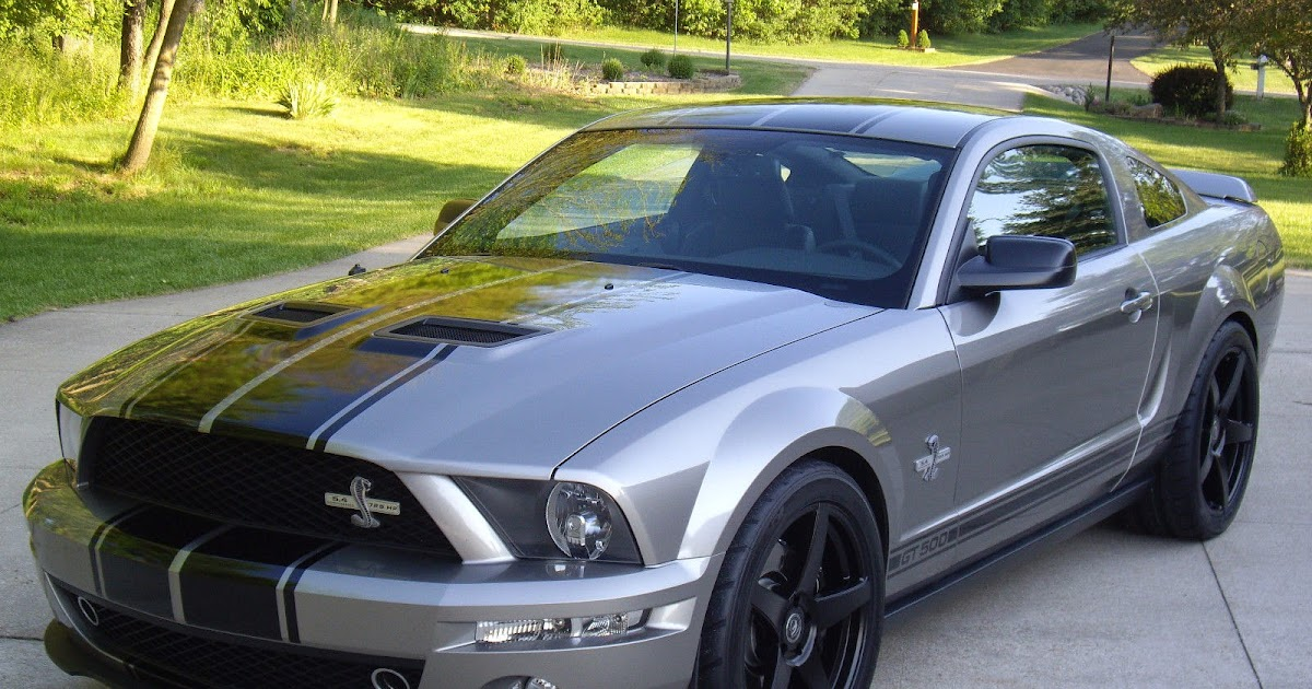 2008 Mustang Shelby GT500 Supercharger 725HP  For Sale