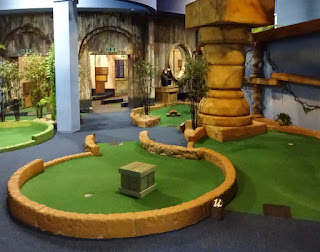 Paradise Island Adventure Golf at Cheshire Oaks
