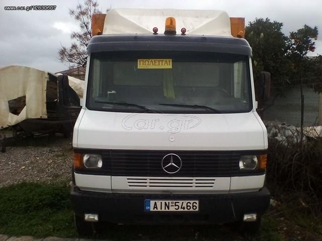 Πωλείται μελισσοκομικό φορτηγό Mercedes-Benz 711 στο Αγρίνιο