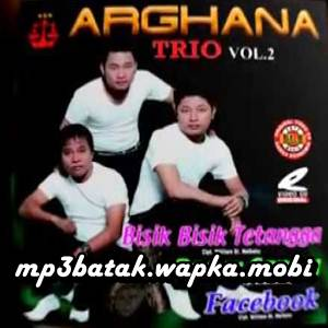 Trio Arghana - Holan Au Do Namangantusi Ho (Full Album)