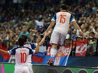 FÚTBOL SALA (Eurocup 2016) - Rusia accede a la final quitándose del medio a la anfitriona en la prórroga