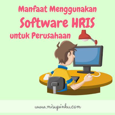 manfaat menggunakan software hris