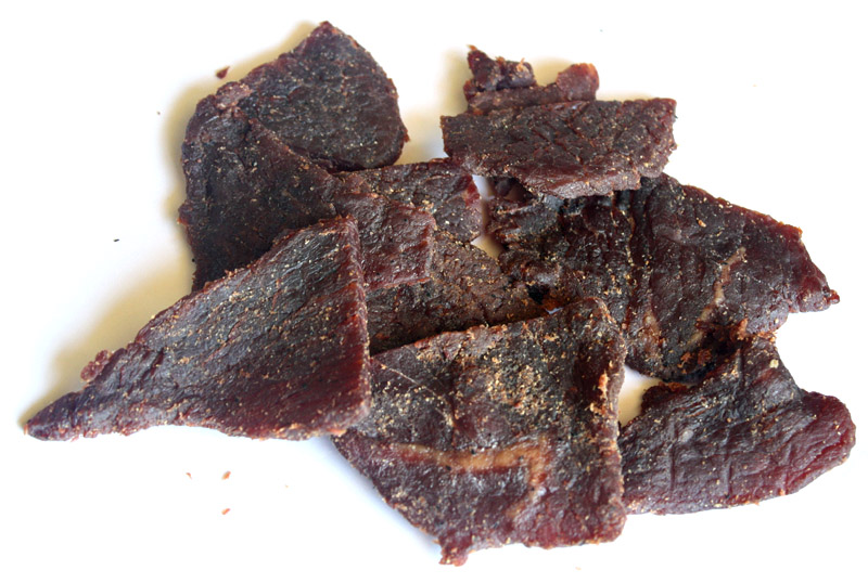 red truck beef jerky