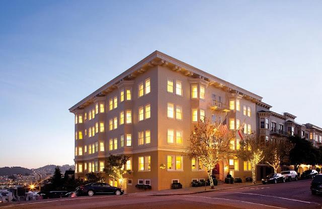 Hotel Drisco em San Francisco