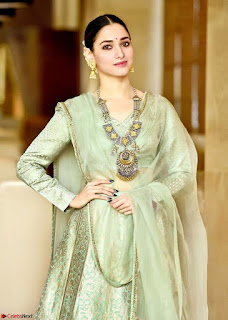 Tamannah Bhatia Stunning in Green Salwar Suit Amazing Beauty Ethnic Suit Feb 2017 03.jpg