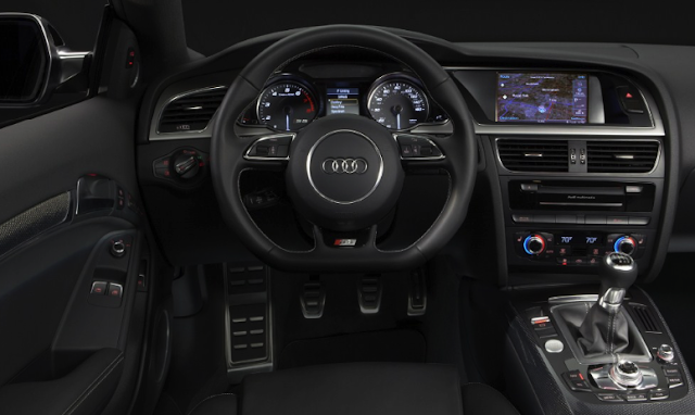 2019 Audi S5 Review