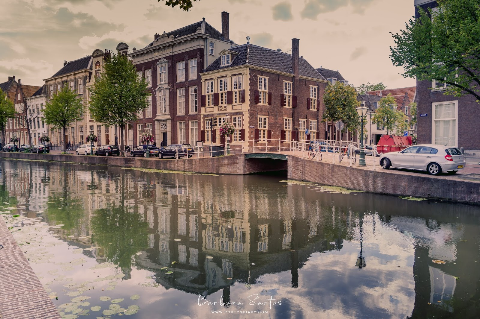 Travel - A weekend in the beautiful city of Leiden, in the Netherlands.