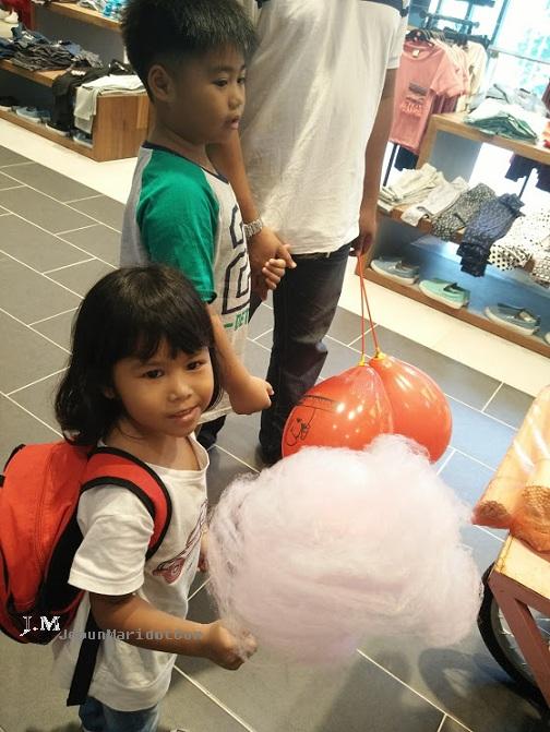 Kek Span Oree @ Original Cake dah ade kat Melawati Mall