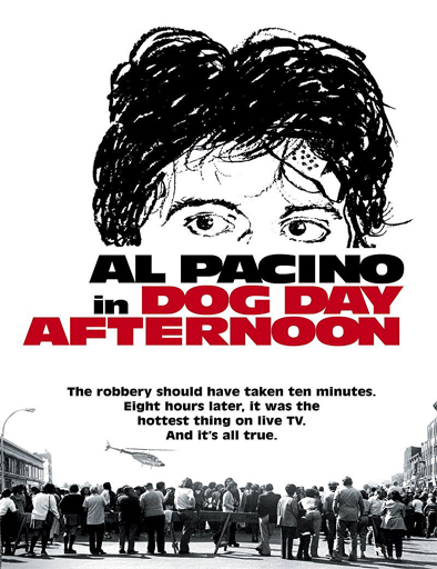 Ver Tarde de perros (Dog Day Afternoon) (1975) Online