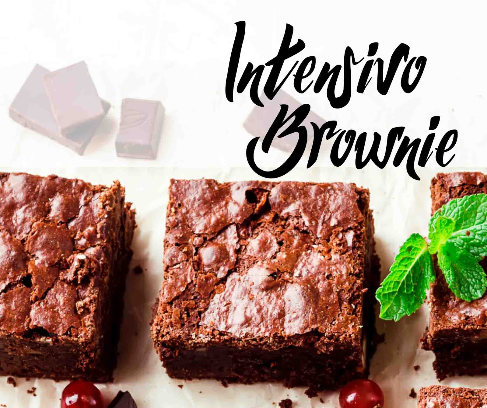 OS SEGREDOS PARA VENDER BROWNIES.