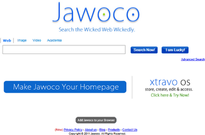 Jawoco | Search the wicked web wickedly