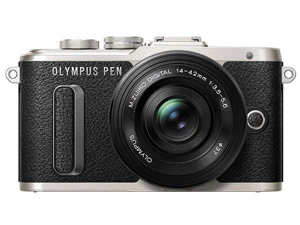 Fotografia della Olympus PEN E-PL8