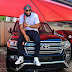 Singer Kcee Reportedly Acquires New Prado Jeep (Photos)