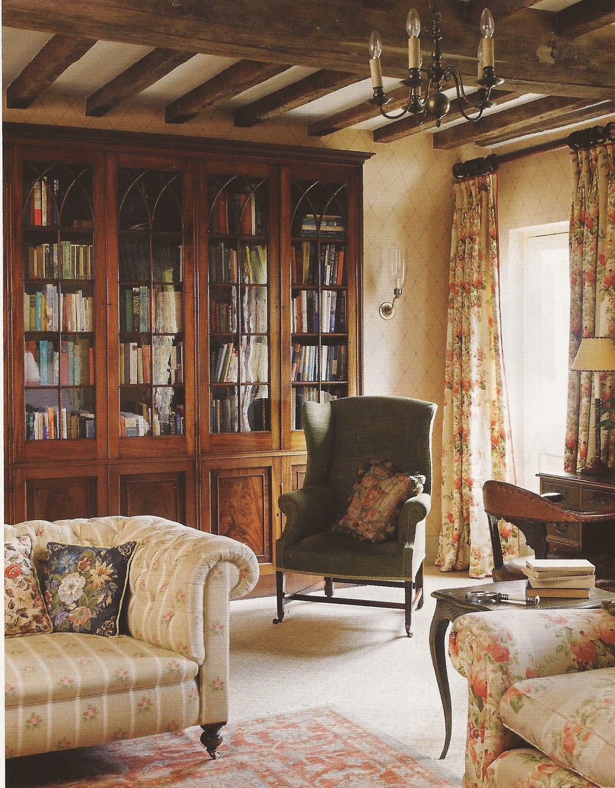 Cottage Home Library: The English Home {Part I}