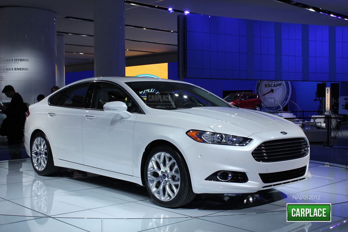 Ford Fusion 2013 Fotoswallpapers screensavers