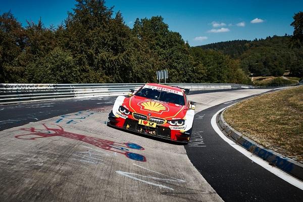 BMW M4 DTM Nürburgring Nordschleife