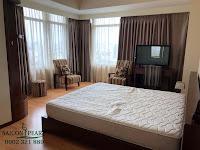 Cho thuê Ruby 1 Saigon Pearl 150m2 tầng 21 | phòng ngủ căn góc view đẹp