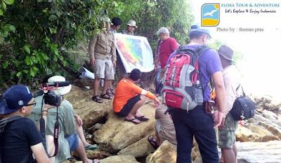 Study Tour Geologis dari GDA Consulting di Lampung