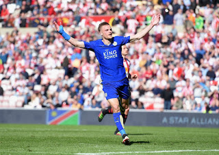 Arsenal 'to seal Jamie Vardy transfer in the next 24 hours' as Liverpool circle