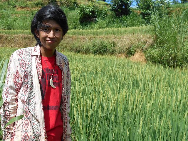 Wanita Masa Kini Nan Peduli Pendidikan Anak Petani
