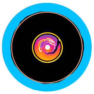 Stretch circle photoediting png