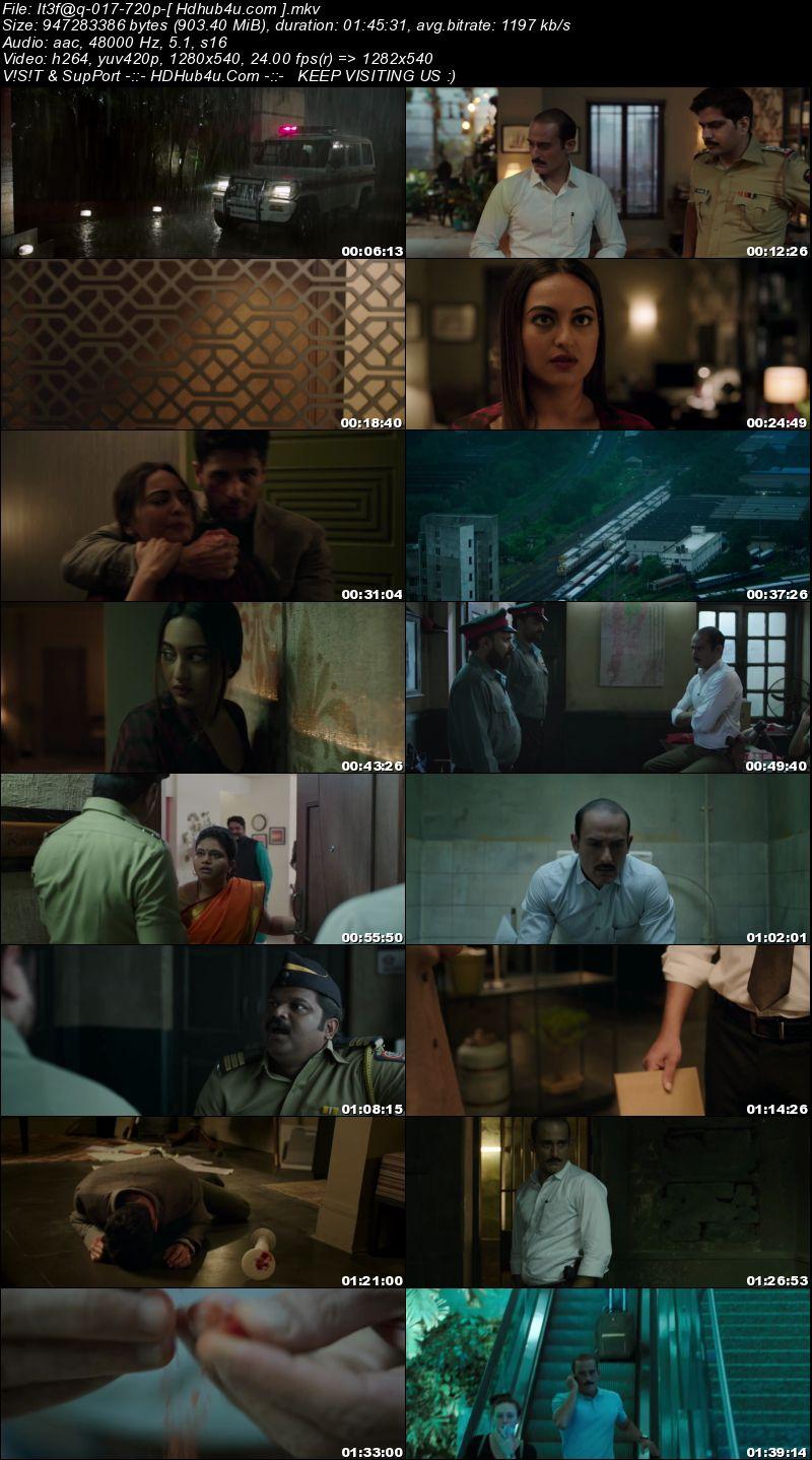Ittefaq 2017 300MB Hindi Movie 480p HDRip Download