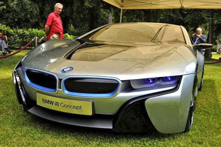 Bmw I8 Gold >> BMW I8 Gold