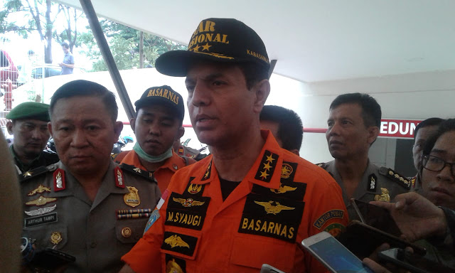 Kepala Basarnas M Syaugi Dimutasi Jadi Pati TNI AU