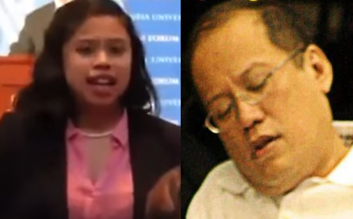 WATCH! NOT SEEN ON TV: NAGMUKHANG TANGA SI NOYNOY NG BANATAN SIYA NG FIL-AM STUDENT