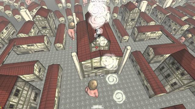 Shingeki No Kyojin SNK PC