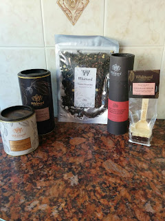 Chocolate Hamper from Whittard Of Chelsea